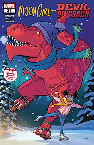 Moon Girl and Devil Dinosaur (2015-2019) #37 (English Edition)