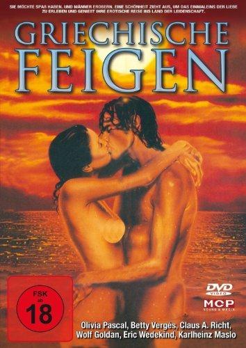 Griechische Feigen [German import, region 2 PAL format] by Olivia Pascal
