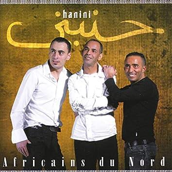 Hanini, Africains du Nord