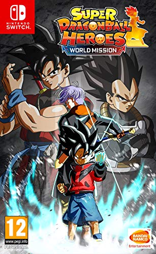 Super Dragon Ball Heroes World Mission Switch [Importación francesa]