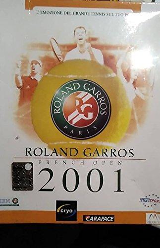 videgioco-pc/cd rom roland garros french open 2001
