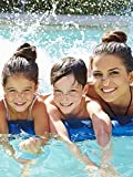 Nasenklammer Schwimmen,6 Stück Silikon Nasen Clip Schutz Geeignet für Erwachsene und Kinder Schwimmen Freitaucher und Anfängerhsene und Kinder Schwimmen Freitaucher und Anfänger - 3