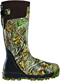 Lacrosse Men's Rubber Boot Hunting Shoe, Realtree Edge, 7 M US
