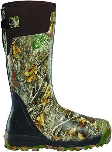 LaCrosse Men's Rubber Boot Hunting Shoe, Realtree Edge, 11
