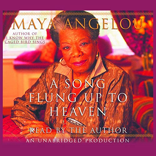 A Song Flung Up to Heaven audiobook cover art