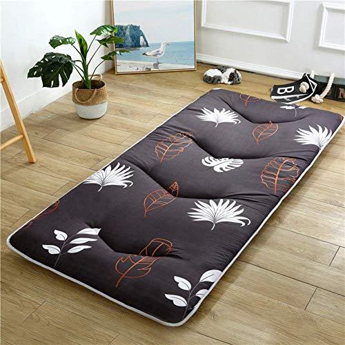 FF Mat voor het slapen in tatami, opklapbare matras voor futon kussen voor dikke en dikke slapen Japanse slaapzaal voor studenten Anti-slip matras Pad-a 100x200x8cm