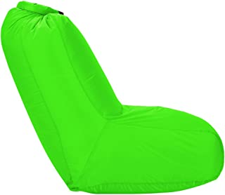 MagiDeal Inflating Beach Camping Lounger Chair Air Bed Lazy Sofa - Festivals Picnic Garden Park Sunbathing