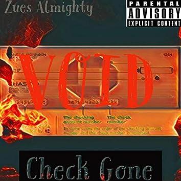 Check Gone