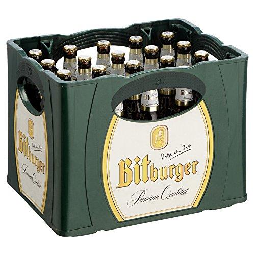 Bitburger Premium Pils Mehrweg (20 x 0.5 l)