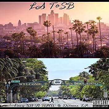 LA To SB