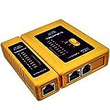 LAN Red Cable Tester para RJ45 Ethernet & RJ11/RJ12 ADSL Plomos