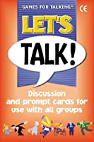 Let's Talk! (Games for Talking) by Patricia Roe(2014-02-28)