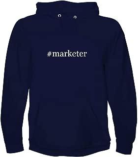 #Marketer - Men's Hoodie Sweatshirt
