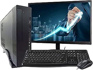 "PC Completo Intel Core i5, 8GB Ram, HD SSD 240GB, Monitor 18,5"" LED, Teclado, Mouse e Wi-fi - MEGA OFERTA -"