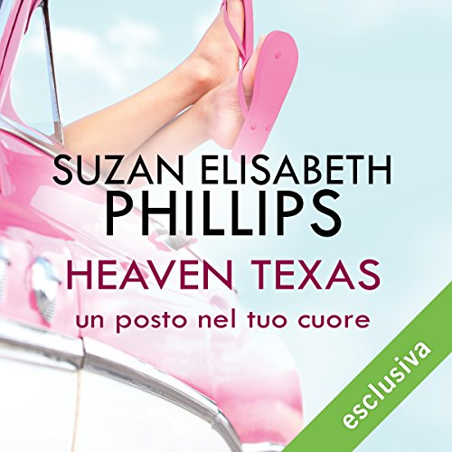Heaven, Texas. Un posto nel tuo cuore audiobook cover art