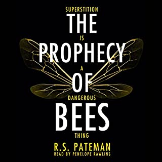 The Prophecy of Bees cover art