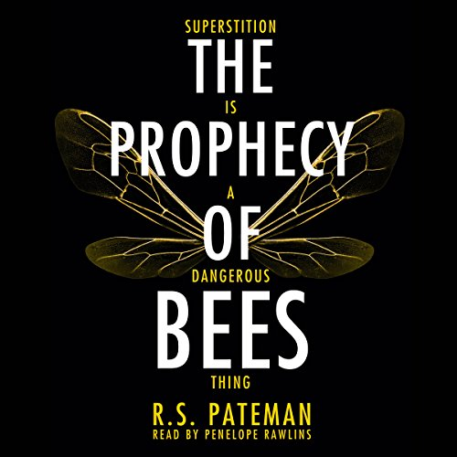 The Prophecy of Bees audiobook cover art