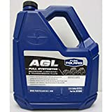 Polaris AGL Synthetic Gearcase Lubricant and Transmission Fluid, 1 Gallon