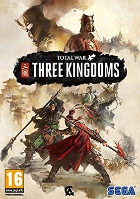 Total War: THREE KINGDOMS Limited Edition PC CD