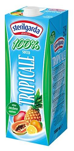 Sterilgarda Succo Tropicale - Pacco da 10 x 1000 ml