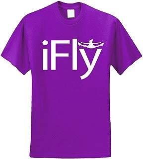 Chosen Bows Purple iFly T-Shirt