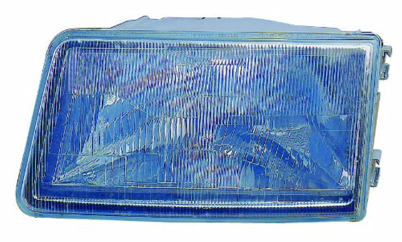 Depo 2702972 Manual Headlamp H4