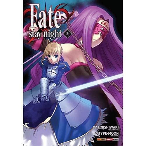 Manga Fate Stay Night - Volume 03