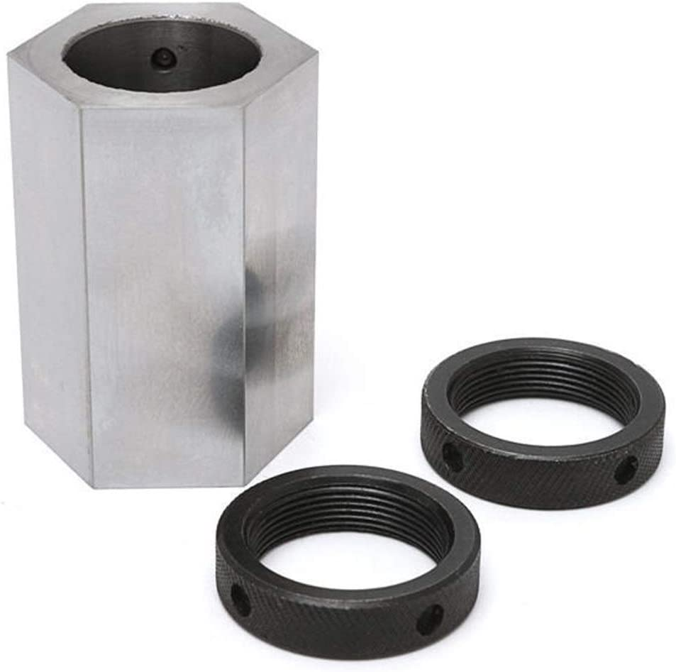 Bearing Online limited product Tool Accessories 5-C Hexagon Block In stock Grueling Collet Steel