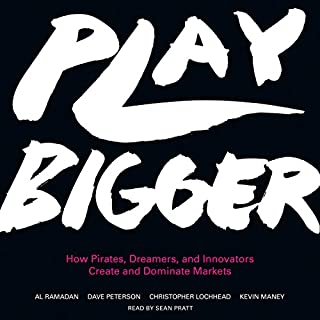 Play Bigger cover art