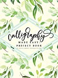 Piccadilly Calligraphy Made Easy   Guided Artistic Writing Sketchbook   Calligraphy for Beginners   176 Pages (9781608632992)