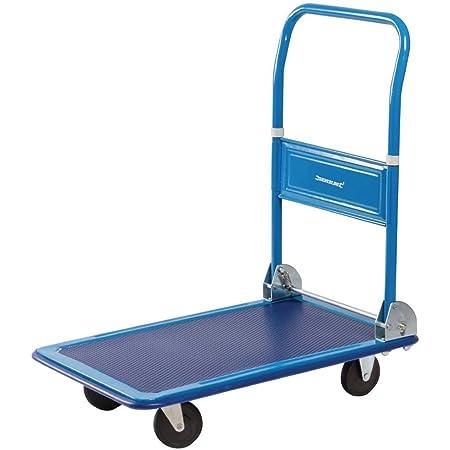 Silverline 675213 Plataforma De Transporte Plegable 100 Kg