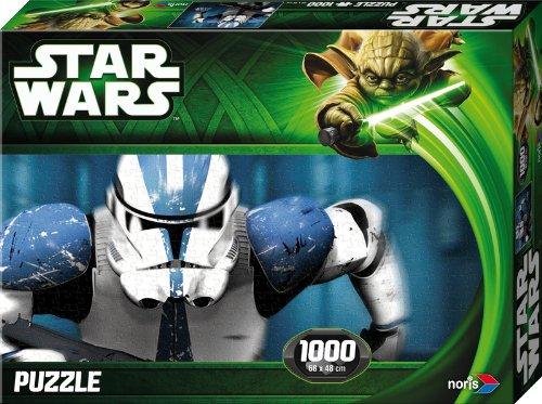 Noris - Puzzle Star Wars de 1000 Piezas