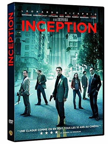 Inception - Edition simple by Leonardo DiCaprio