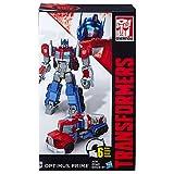 Hasbro Transformers Generations Cyber Commander Series Optimus Prime Figure 11-inch Scale