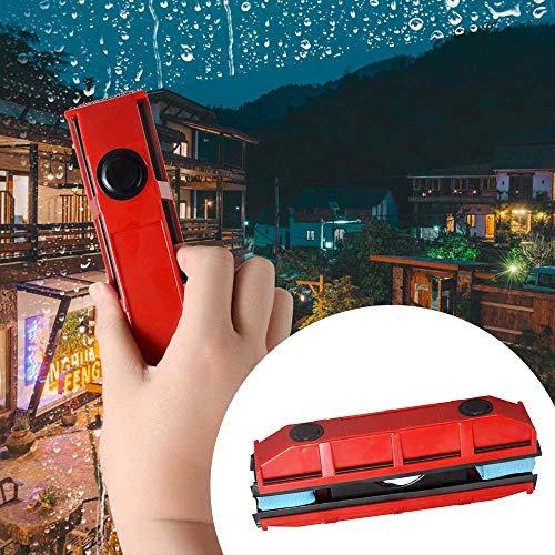 LZH FILTER Double Face Nettoyant Magnétique pour Vitres, Plastique ABS Durable, pour Fenêtres à Simple Vitrage, Ajuster à 0,1\