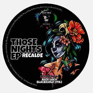 Those Nights EP