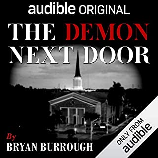 The Demon Next Door audiobook cover art
