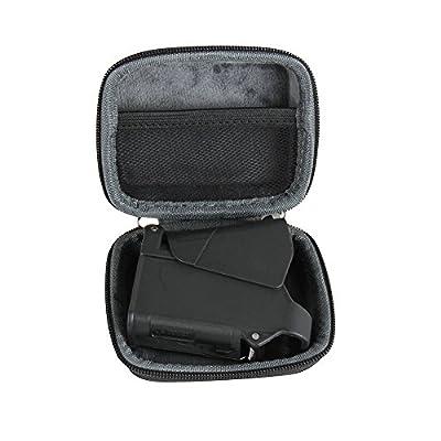 Hermitshell Hard Travel Case Fits Maglula ltd. UpLULA Pistol Magazine Loader/Unloader, Fits 9mm-45 ACP (Not Include The Pistol Magazine Loader/Unloader)