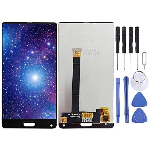 SSHELL vervangende display LCD-scherm en Digitizer volledige montage voor Elephone S8 (zwart) scherm vervangende kit + volledige reparatie gereedschap, Blauw