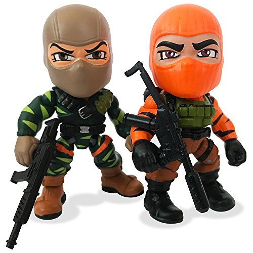 G.I. Joe Tiger Force Wreckage and Beach Head - SDCC 2016 (Toys R Us) Exclusive Vinyl Action Figure 2-Pack