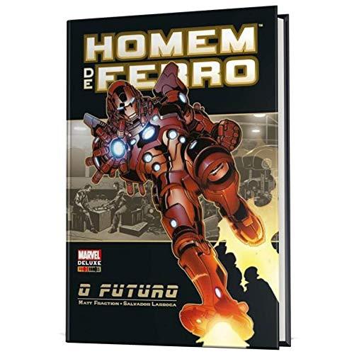 Homem de Ferro. O Futuro: Capa Dura