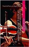 24 Etudes and Caprices, Op. 35 No. 5 - Agité, Violin Part: Violin & Piano arr. by L. Auer (English Edition)