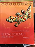 Plazas Volume 1 5th edition