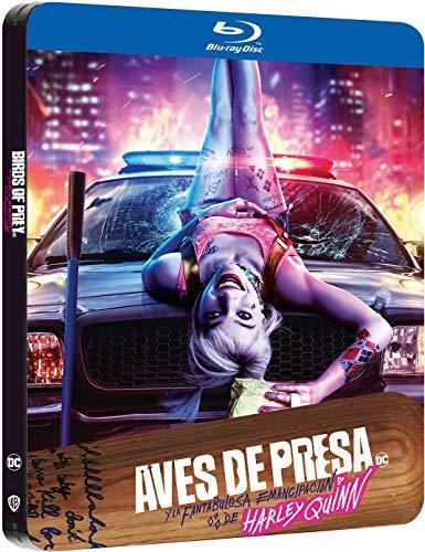 Aves de Presa (Y la fantabulosa emancipación de Harley Quinn) Steelbook [Blu-ray]