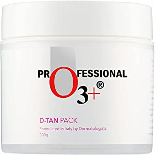 O3+ D-Tan Pack for Instant Tan Removal & Sun Damage Protection Infused with Mint and Eucalyptus Oil Ideal for All Skin Typ...