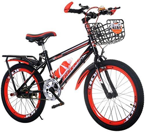 Xiaoyue Fahrräder Kinder Variable Speed Fahrrad Kinder Mountain Buggy Außen Verkehrsmittel Fahrrad Studentenfahrradhaushalt Fahrrad 3~15 Jahre alt Fahrrad (Farbe: Blau, Größe: 20inches) lalay