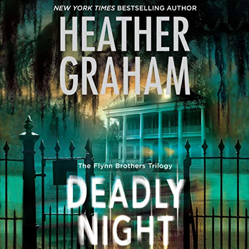Deadly Night audiobook cover art