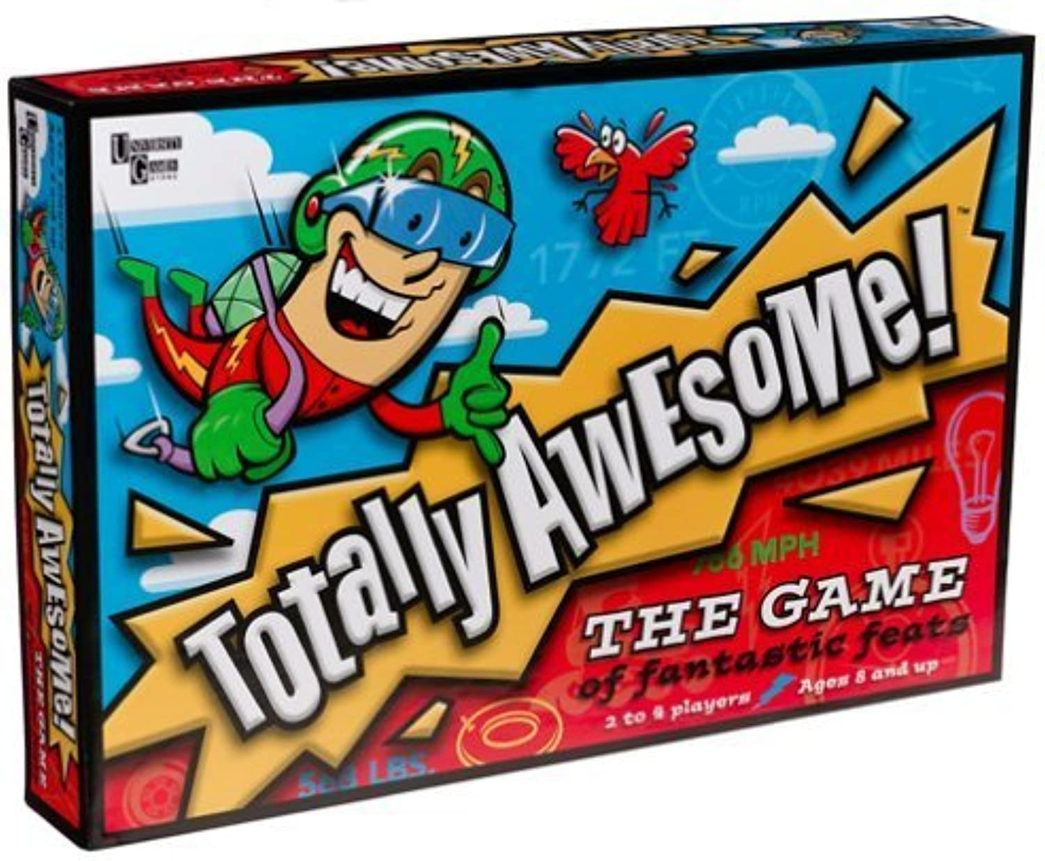 Totally Awesome Board Game by University Games