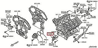 Infiniti Genuine Water Pump Cooling Fan Thermostat Thermostat Assy 21200-JK20A QX70/FX QX50/EX M35/45 G35/37/25 SEDAN