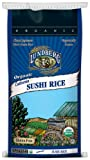 Lundberg Family Farms Organic Sushi Rice, California White, 400 Ounce (Pack of 1)